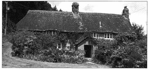 North Heathercombe Longhouse