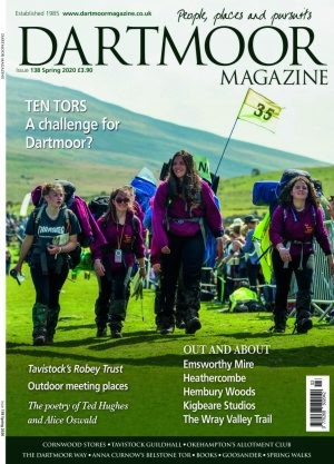 Dartmoor Magazine - Spring 2020, cover